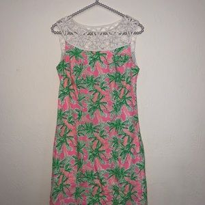 Lilly Pulitzer nibbles lacina dress 0